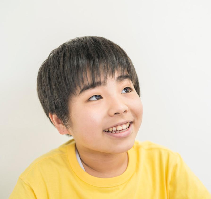 柴山義塾 小学生の個別指導 写真