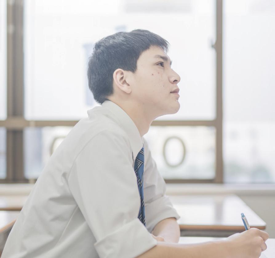 柴山義塾 高校生の個別指導 写真